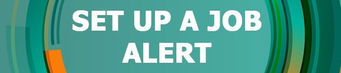 set up a job alert banner